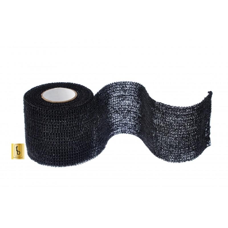 Bandaż elastyczny czarny