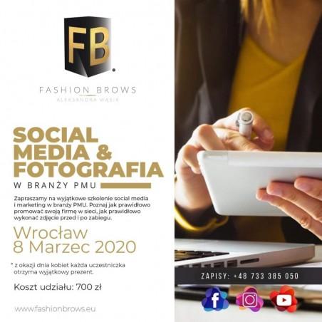 Warsztaty Social Media 08.03.2020