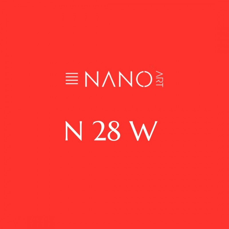 PIGMENT NANO ART N°28 W