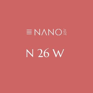 PIGMENT NANO N°26 W