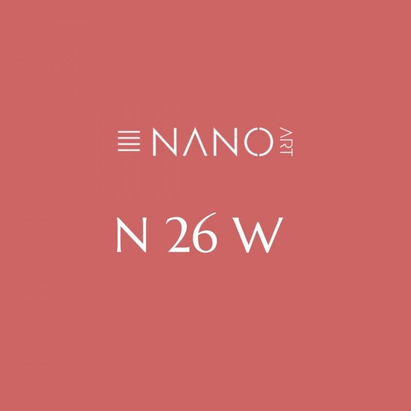 PIGMENT NANO ART N°26 W
