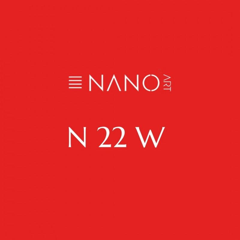 PIGMENT NANO ART N°22 W