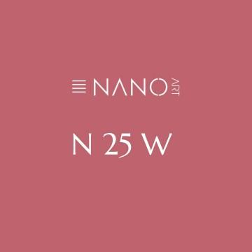 PIGMENT NANO ART  N°25 W