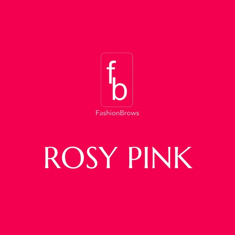 FASHION LIPS ROSY PINK