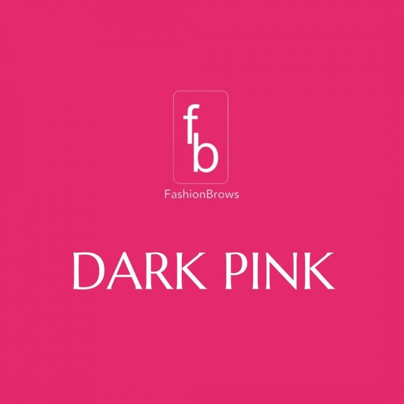FASHION LIPS DARK PINK
