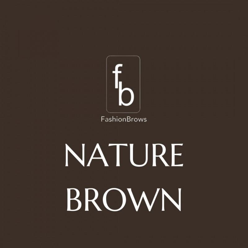 FASHION PMU NATURE BROWN