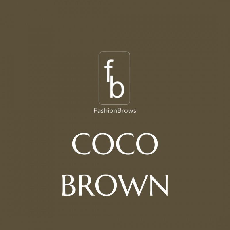 FASHION PMU COCO BROWN