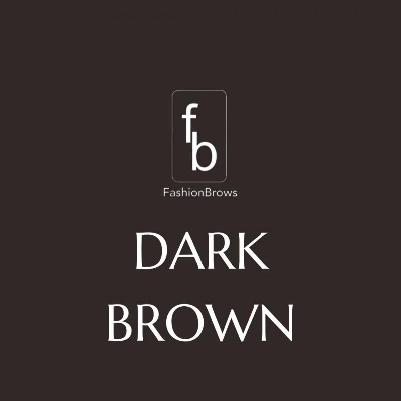 FASHION PMU DARK BROWN