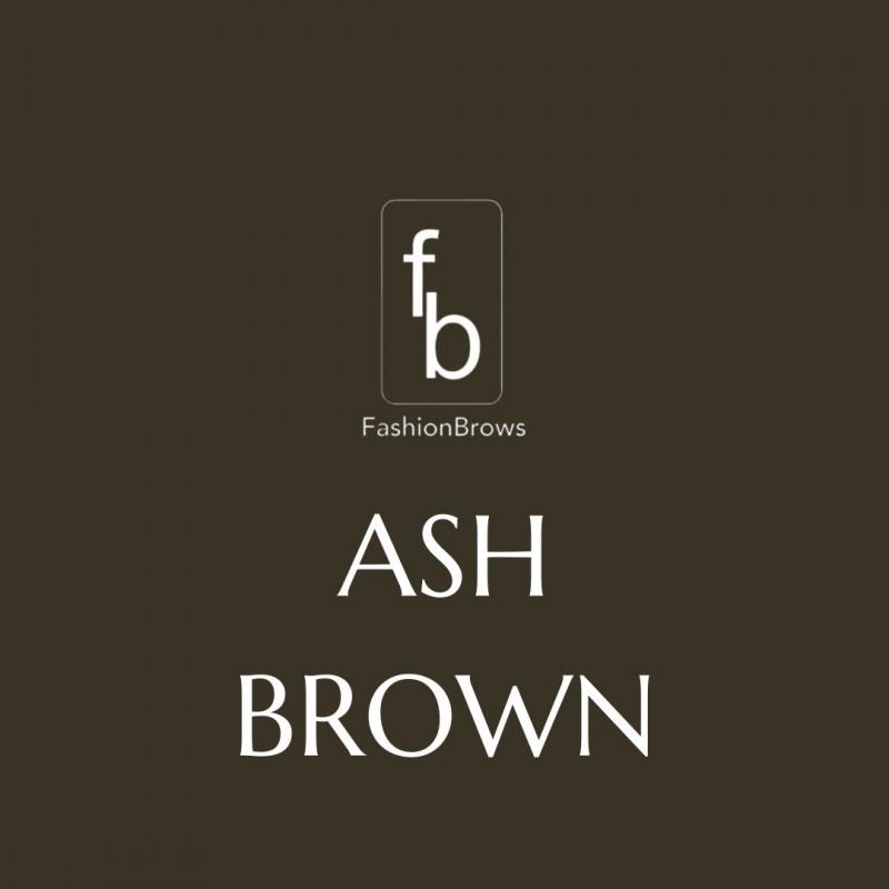 FASHION PMU ASH BROWN