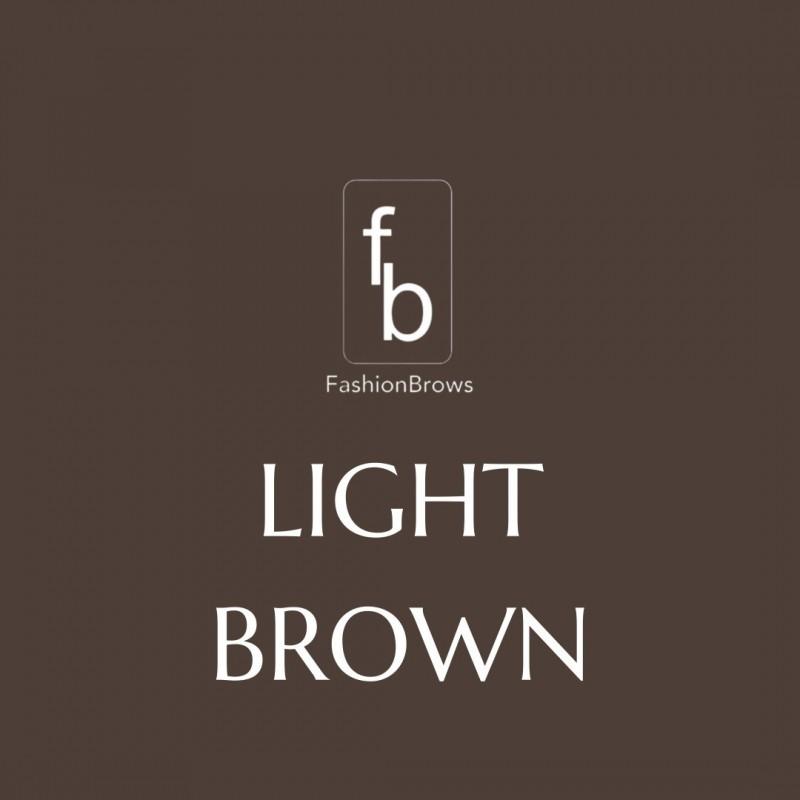 FASHION PMU LIGHT BROWN